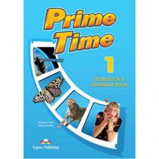Рабочая тетрадь Prime Time 1 Workbook & Grammar Book