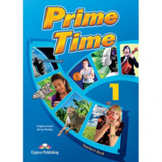 Книга для учителя Prime Time 1 Teacher's Book
