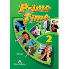 Учебник английского языка Prime Time 2 Student's Book