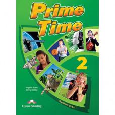 Книга для учителя Prime Time 2 Teacher's Book