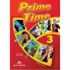 Книга для учителя Prime Time 3 Teacher's Book