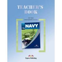 Книга для учителя Career Paths: Navy Teacher's Book