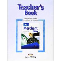 Книга для учителя Career Paths: Merchant Navy Teacher's Book