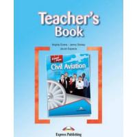 Книга для учителя Career Paths: Civil Aviation Teacher's Book