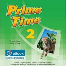 Диск  Prime Time 2 ieBook