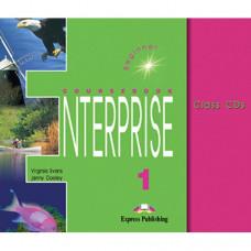 Диски Enterprise 1 Class Audio CDs