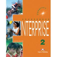 Учебник  Enterprise 2 Coursebook