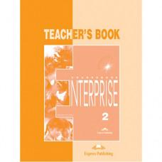 Книга для учителя Enterprise 2 Teacher's Book