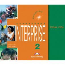 Диски Enterprise 2 Class Audio CDs