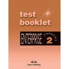 Тесты Enterprise 2 Test Booklet