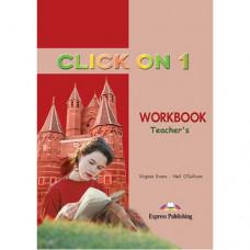 Книга для учителя Click On 1 Teacher's Workbook