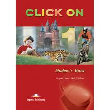 Учебник Click On 1 Student's Book