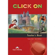 Книга для учителя Click On 1 Teacher's Book