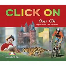 Диски Click On 1 Class Audio CDs
