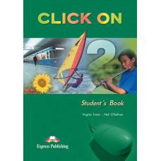 Учебник  Click On 2 Student's Book