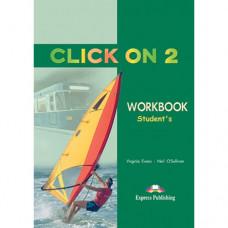Рабочая тетрадь Click On 2 Workbook