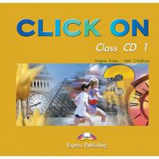 Диски Click On 3 Class Audio CDs