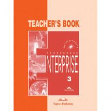 Книга для учителя Enterprise 3 Teacher's Book