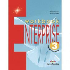 Рабочая тетрадь Enterprise 3 Workbook