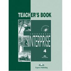 Книга для учителя Enterprise 4 Teacher's Book