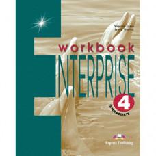 Рабочая тетрадь Enterprise 4 Workbook
