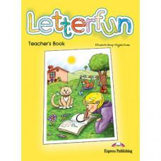Учебник английского языка Letterfun Teacher's Book