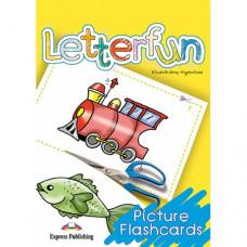 Карточки Letterfun Picture Flashcards