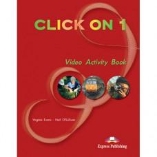Рабочая тетрадь Click On 1 Video Activity Book