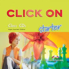 Диски Click On Starter Class Audio CDs