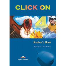 Учебник  Click On 4 Student's Book