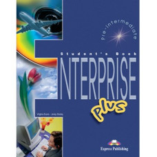 Учебник Enterprise Plus Coursebook