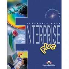 Книга для учителя Enterprise Plus Teacher's Book