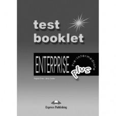 Тесты  Enterprise Plus Test Booklet