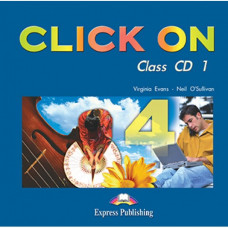 Диски Click On 4 Class Audio CDs