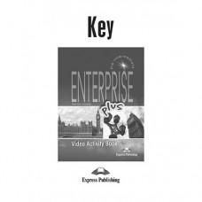 Ответы Enterprise Plus Video Activity Book Key