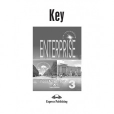 Ответы Enterprise 3 Video Activity Book Key