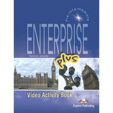 Рабочая тетрадь Enterprise Plus Video Activity Book