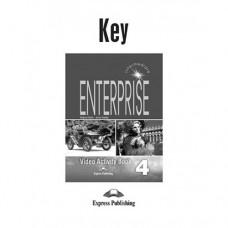 Ответы Enterprise 4 Video Activity Book Key