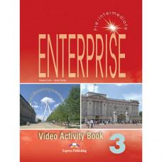 Рабочая тетрадь Enterprise 3 Video Activity Book