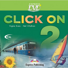 Диск Click On 2 DVD