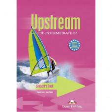 Учебник английского языка Upstream Pre-Intermediate Student's Book