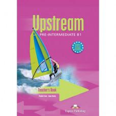 Книга для учителя Upstream Pre-Intermediate Teacher's Book