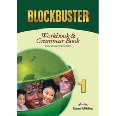Рабочая тетрадь Blockbuster 1 Workbook & Grammar Book