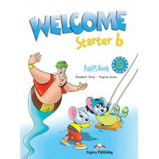 Учебник Welcome Starter b Pupil's Book