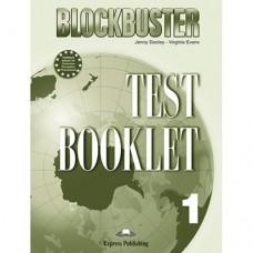 Тесты по английскому языку Blockbuster 1 Test Booklet