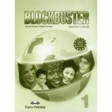 Книга для учителя Blockbuster 1 Teacher's Book