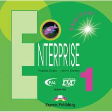 Диск Enterprise 1 DVD