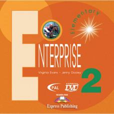 Диск Enterprise 2 DVD