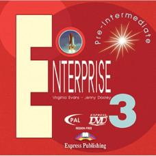 Диск Enterprise 3 DVD
