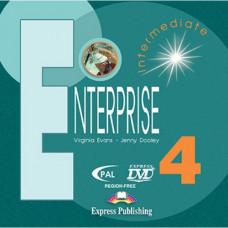 Диск Enterprise 4 DVD